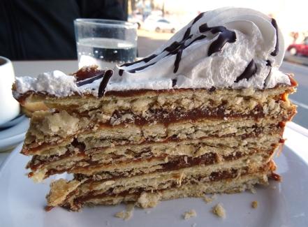 Torta de ALFAJOR!!!